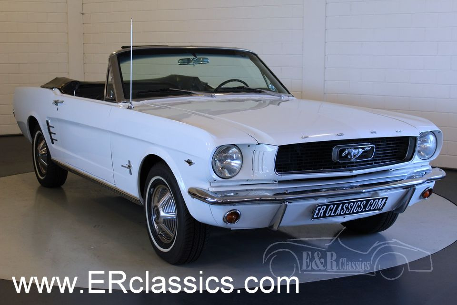 ford mustang 1966 vendre erclassics. Black Bedroom Furniture Sets. Home Design Ideas