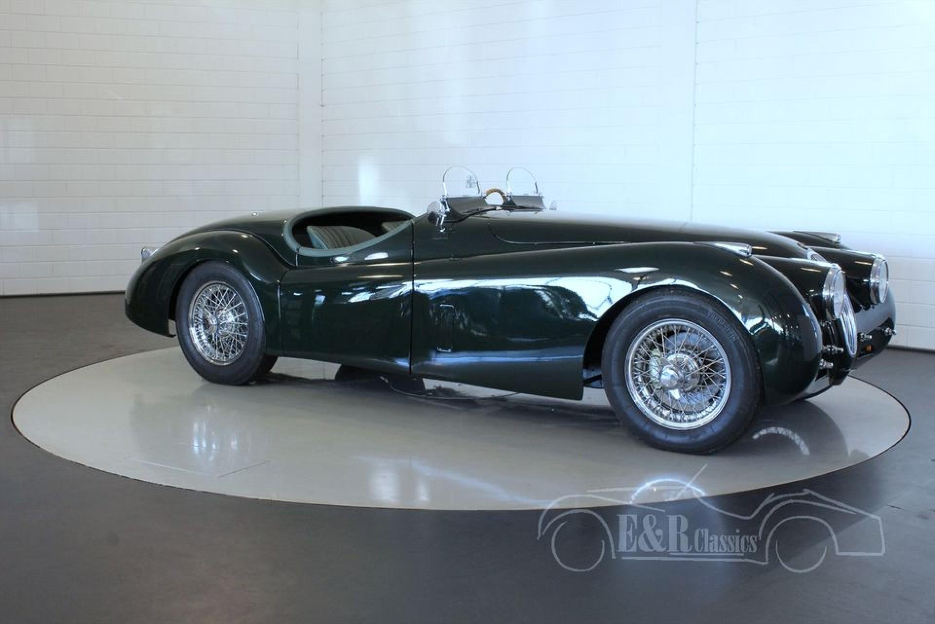 jaguar xk 120 roadster 1952 vendre erclassics. Black Bedroom Furniture Sets. Home Design Ideas