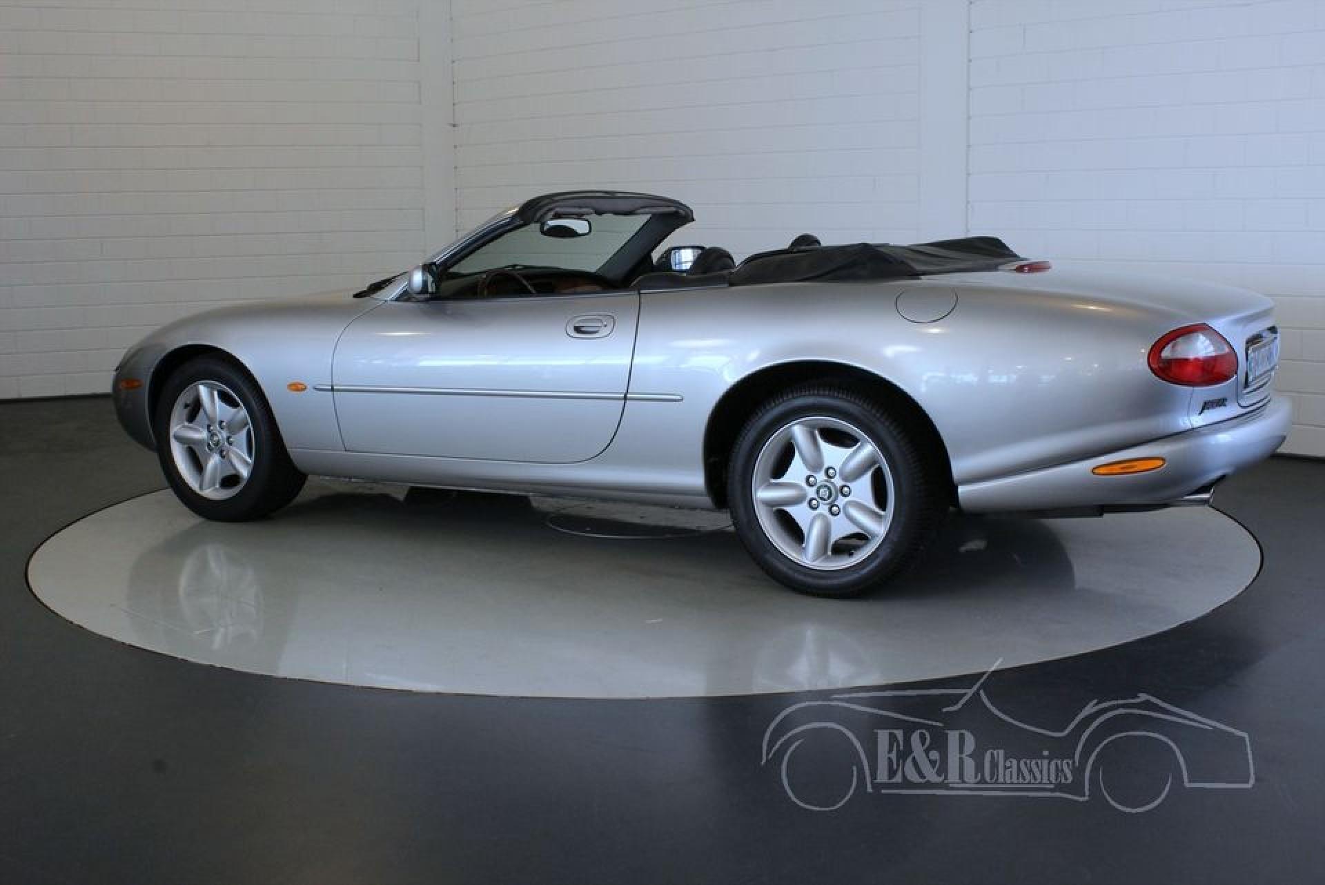 Jaguar Xk8 1998 224 Vendre 224 Erclassics