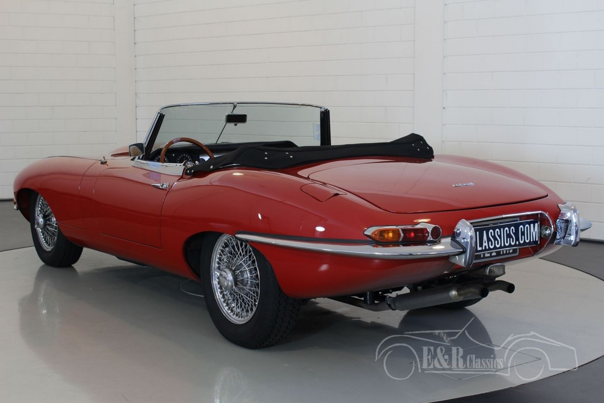 jaguar e type series 1 cabriolet 1962 vendre erclassics. Black Bedroom Furniture Sets. Home Design Ideas