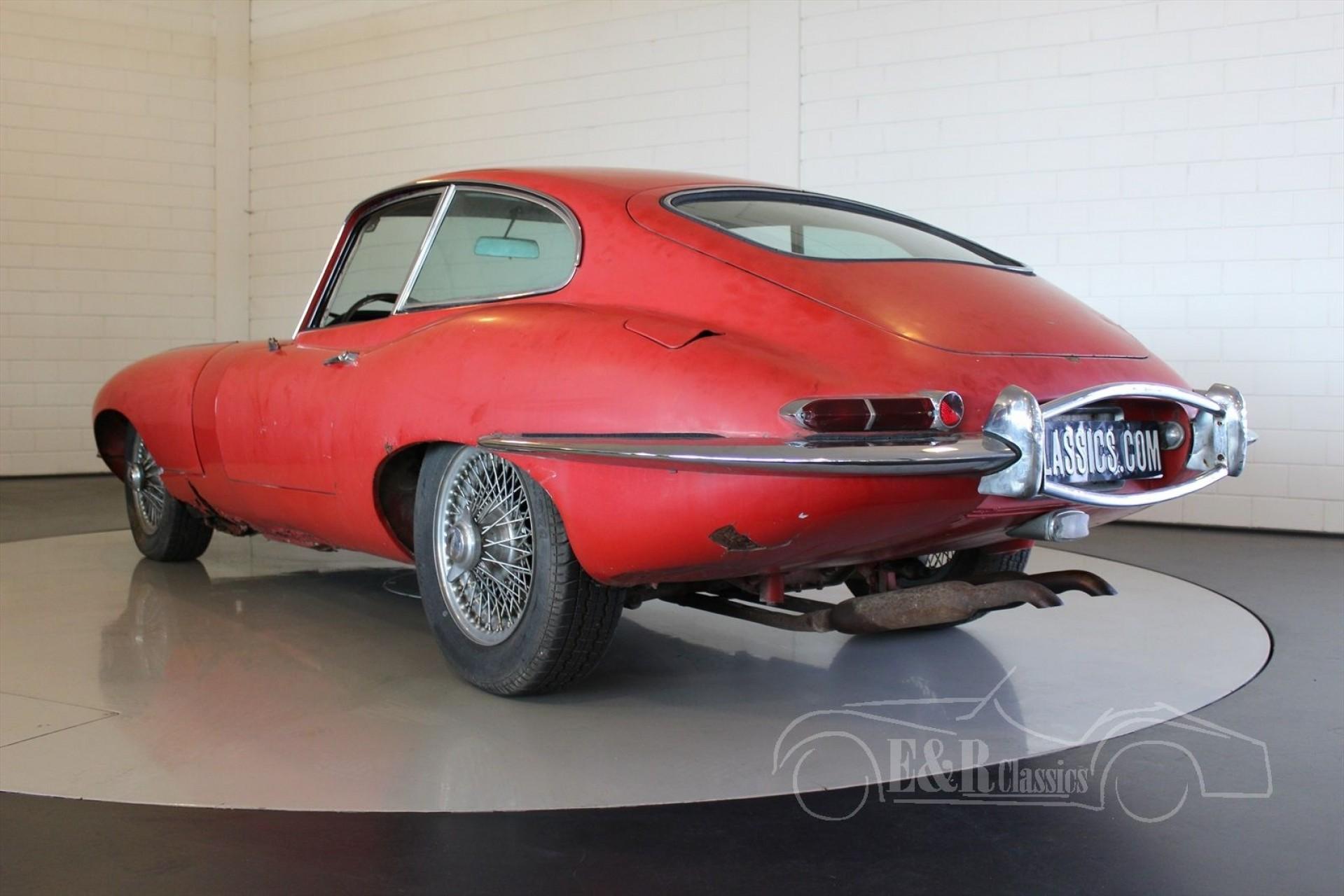 jaguar e type series 1 coupe 1962 vendre erclassics. Black Bedroom Furniture Sets. Home Design Ideas