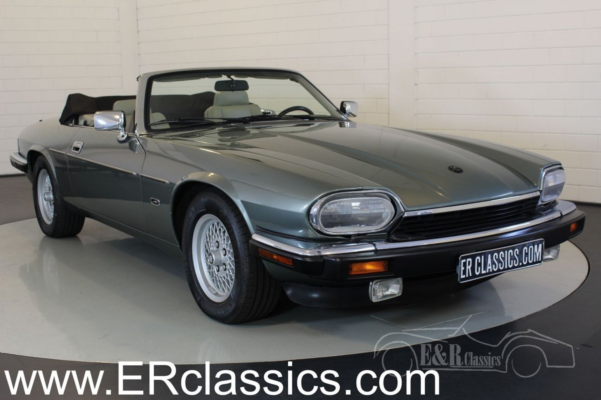 jaguar xjs cabriolet 1993 vendre erclassics. Black Bedroom Furniture Sets. Home Design Ideas