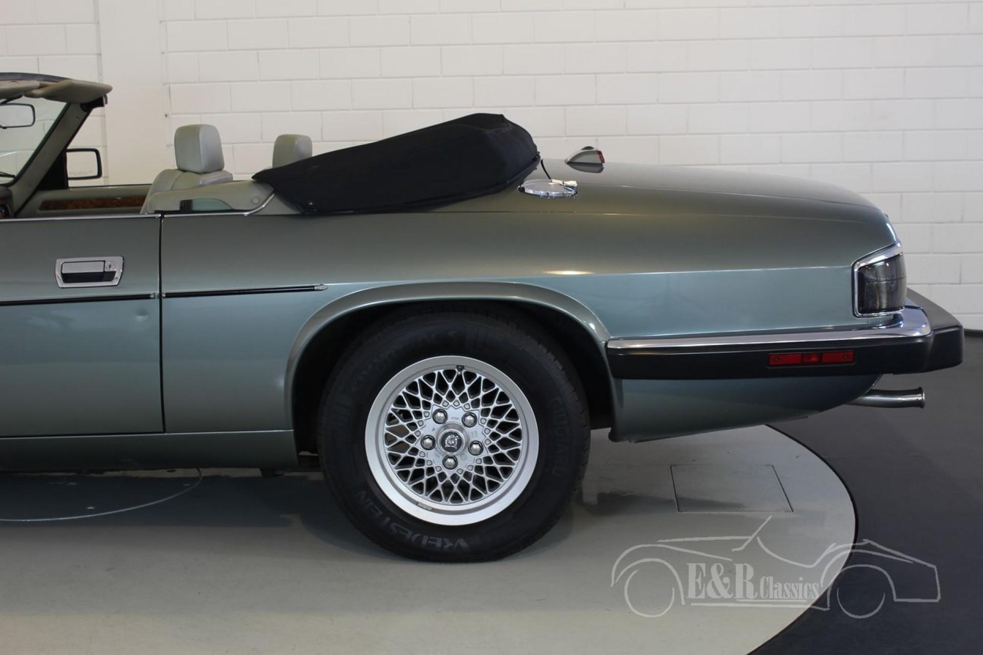 Jaguar Xjs Cabriolet 1993 224 Vendre 224 Erclassics