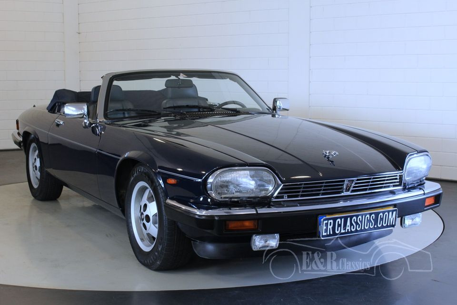 jaguar xjs cabriolet 1989 vendre erclassics. Black Bedroom Furniture Sets. Home Design Ideas