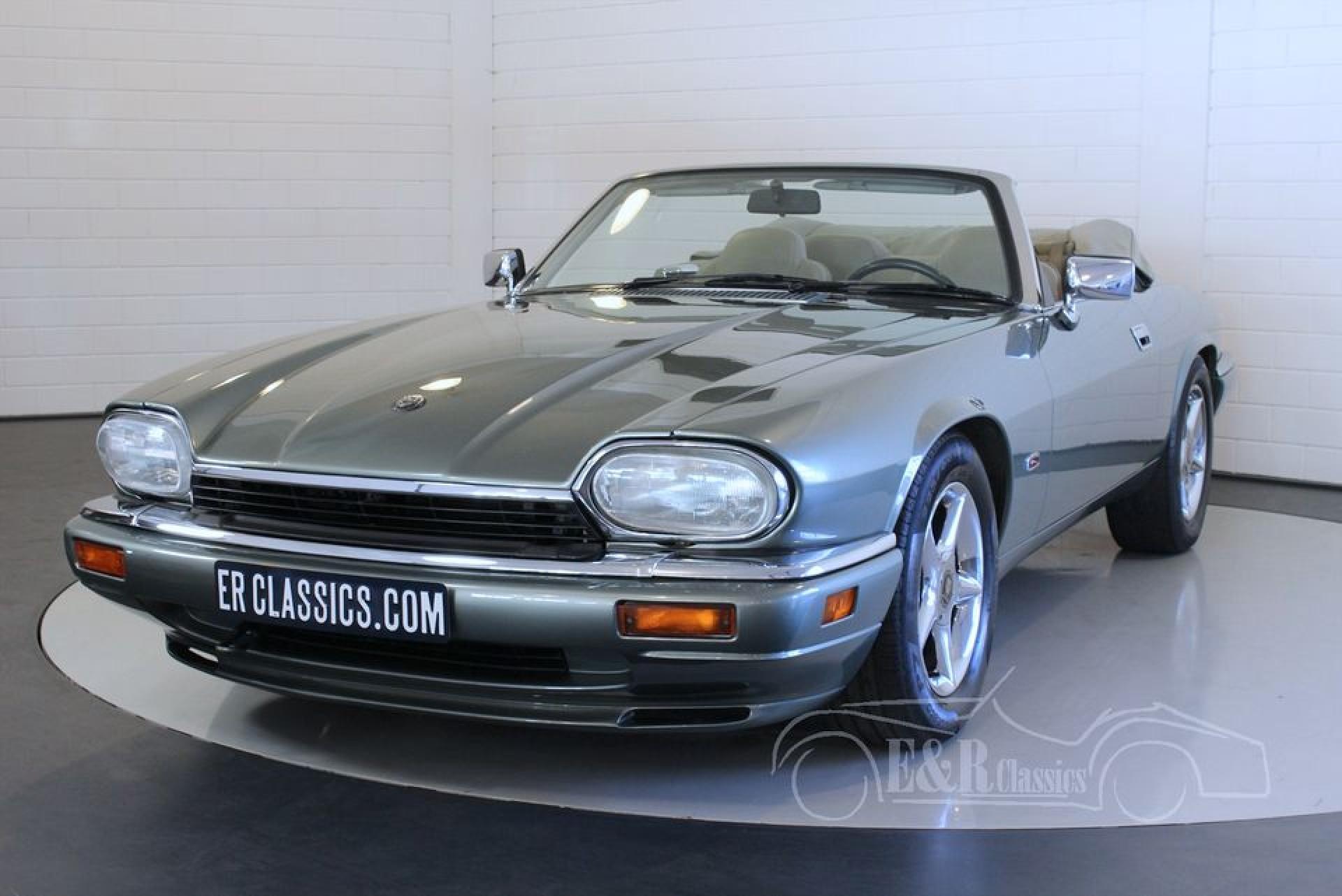 jaguar xjs cabriolet 1995 vendre erclassics. Black Bedroom Furniture Sets. Home Design Ideas