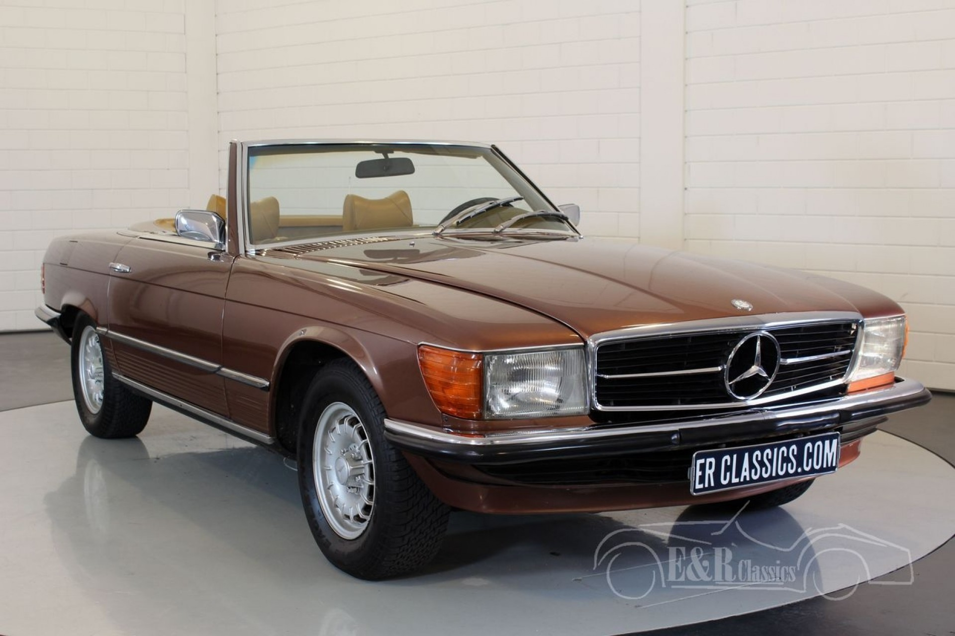 mercedes benz 350sl 1972 vendre erclassics. Black Bedroom Furniture Sets. Home Design Ideas