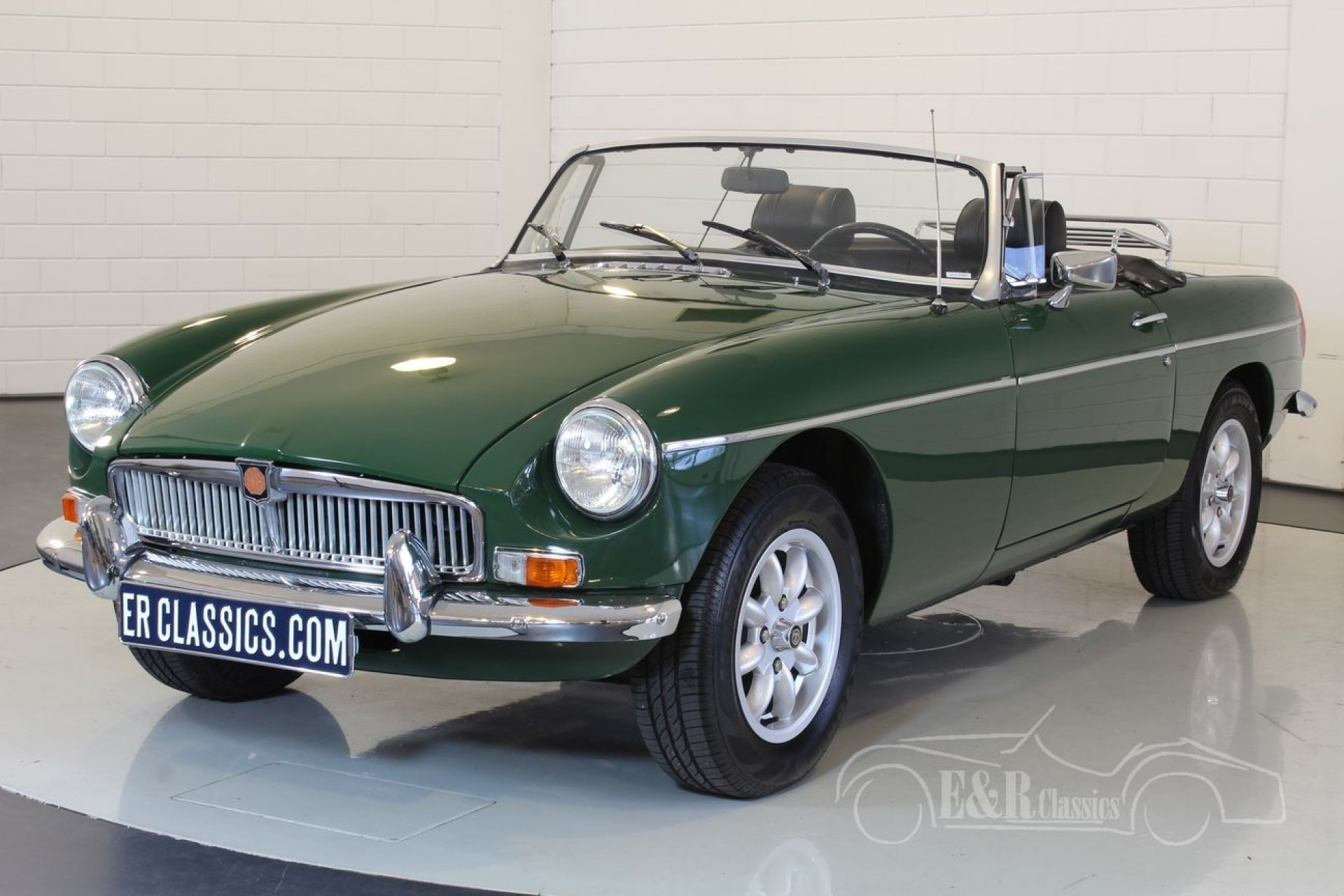 mgb cabrio british racing green 1976 vendre erclassics. Black Bedroom Furniture Sets. Home Design Ideas