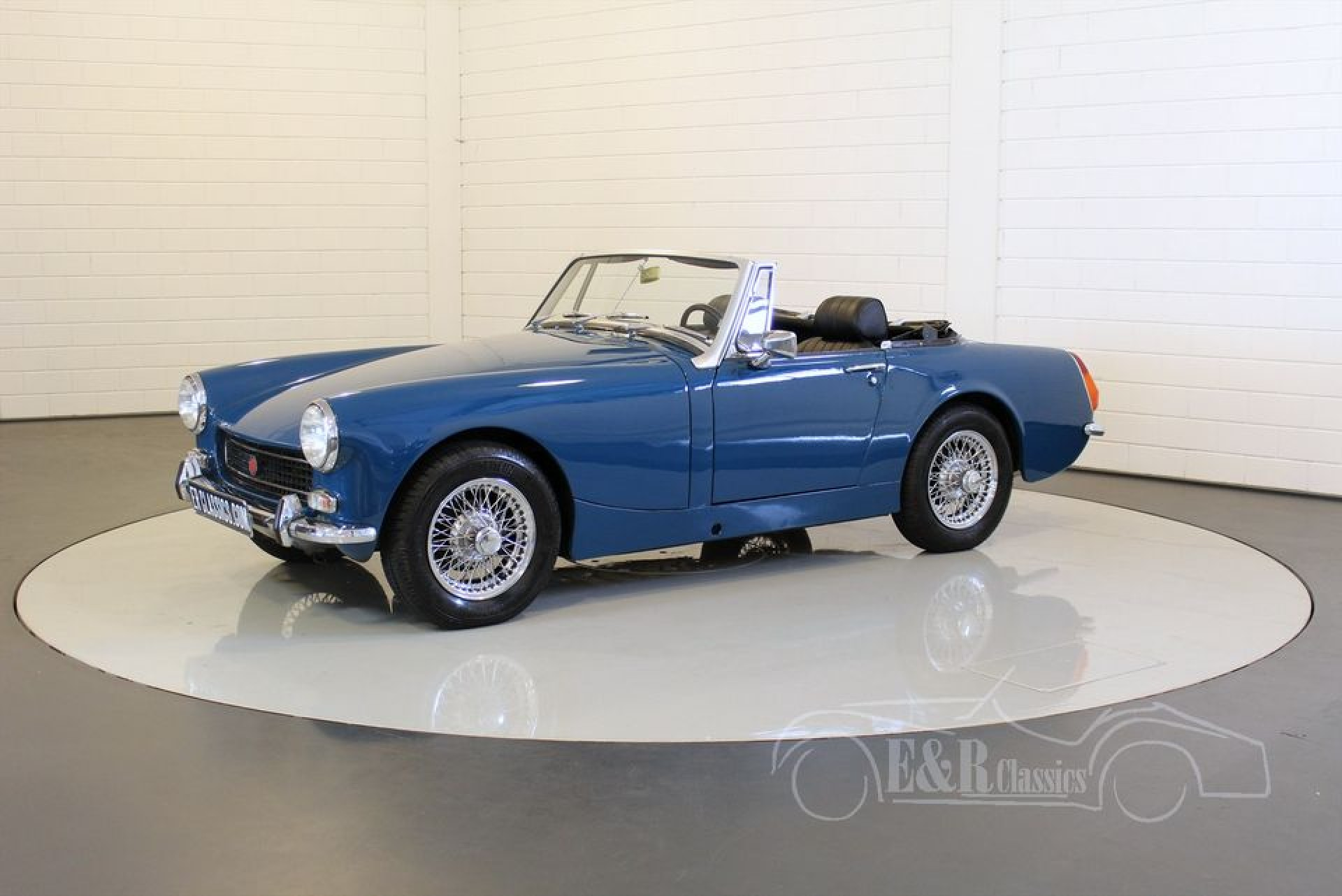 mg midget cabriolet 1972 vendre erclassics. Black Bedroom Furniture Sets. Home Design Ideas