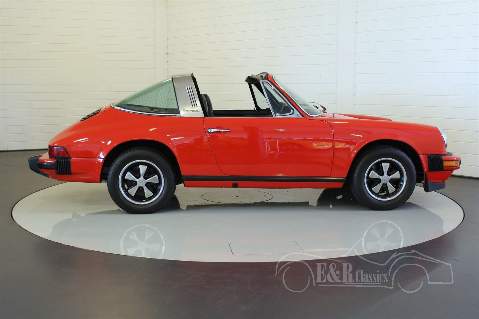 porsche 911 s targa small body 1976 vendre erclassics. Black Bedroom Furniture Sets. Home Design Ideas