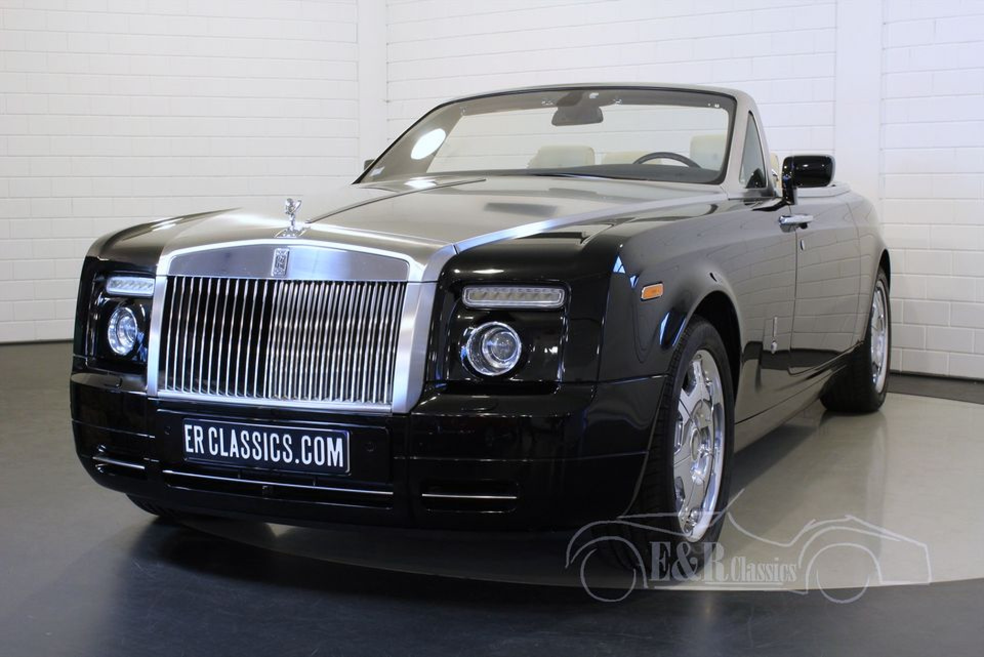 rolls royce phantom drophead 2008 vendre erclassics. Black Bedroom Furniture Sets. Home Design Ideas