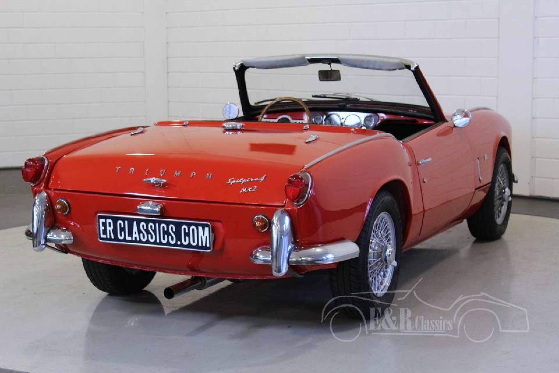 triumph spitfire mk2 1966 vendre erclassics. Black Bedroom Furniture Sets. Home Design Ideas