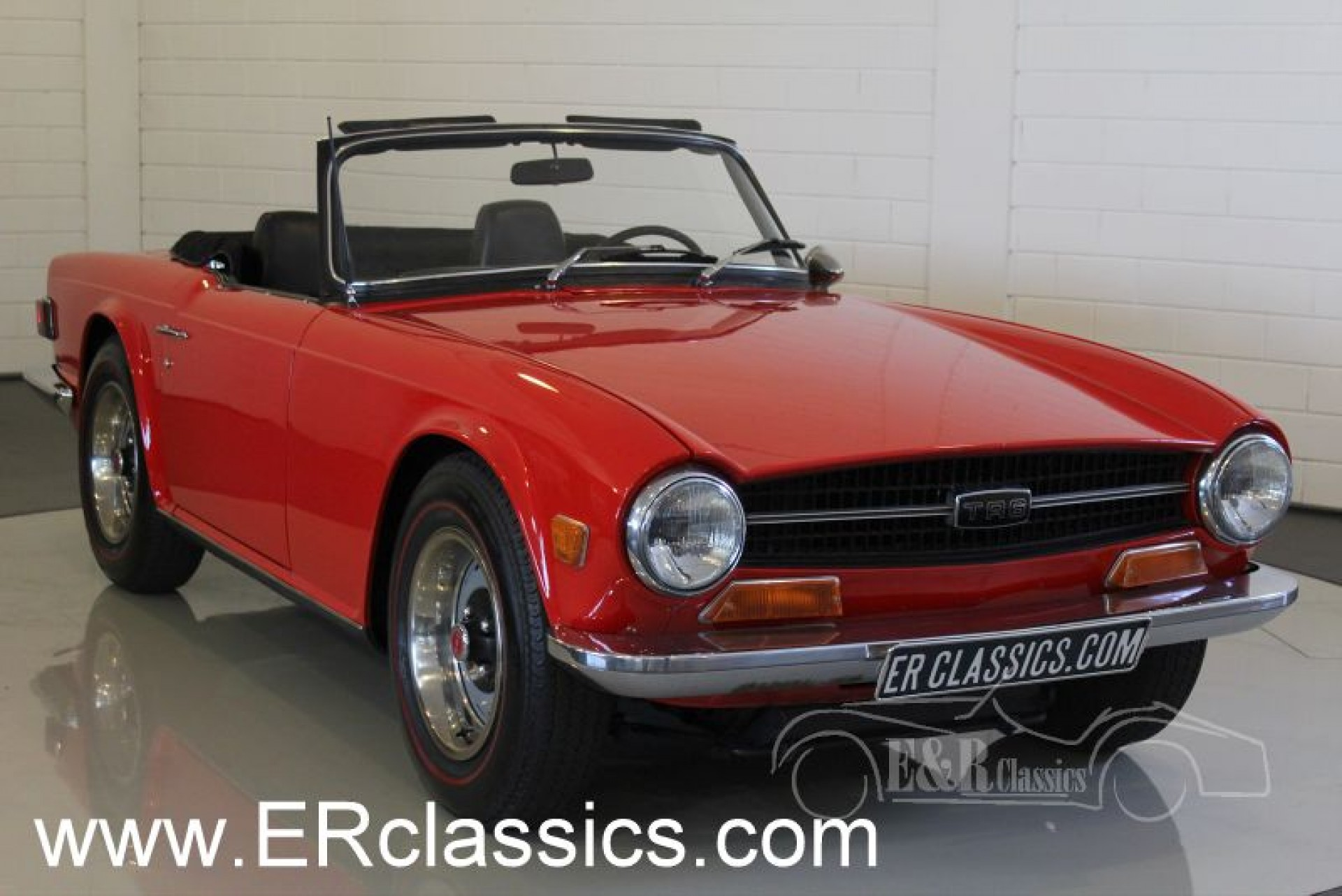 triumph tr6 roadster 1970 vendre erclassics. Black Bedroom Furniture Sets. Home Design Ideas
