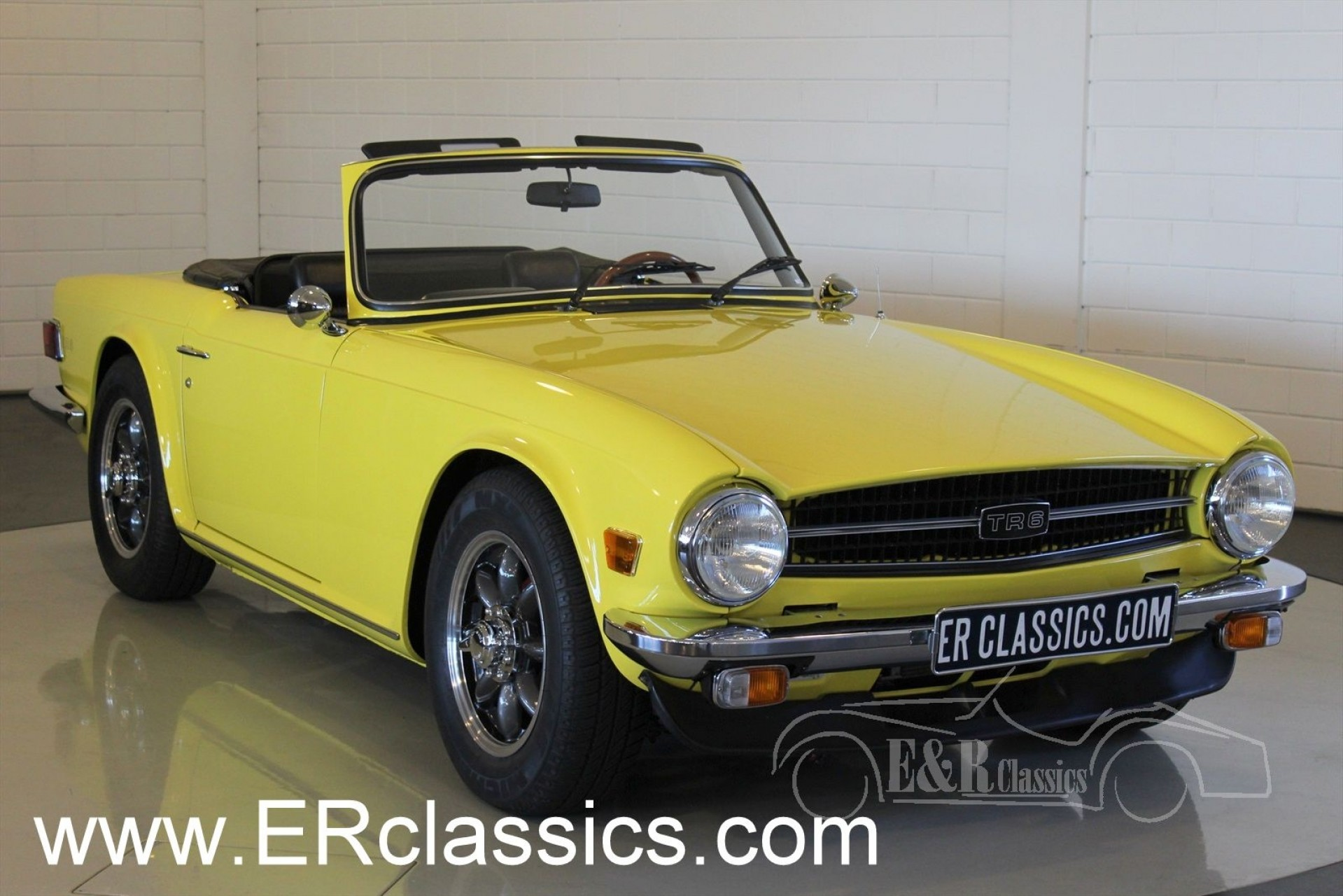 triumph tr6 cabriolet 1975 vendre erclassics. Black Bedroom Furniture Sets. Home Design Ideas