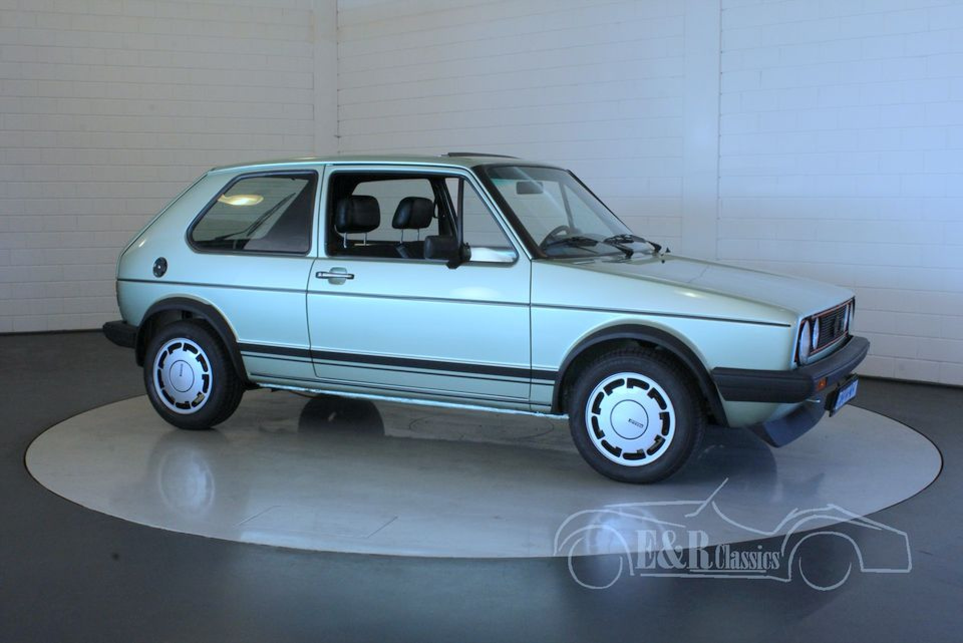 volkswagen golf gti mki 1981 vendre erclassics. Black Bedroom Furniture Sets. Home Design Ideas