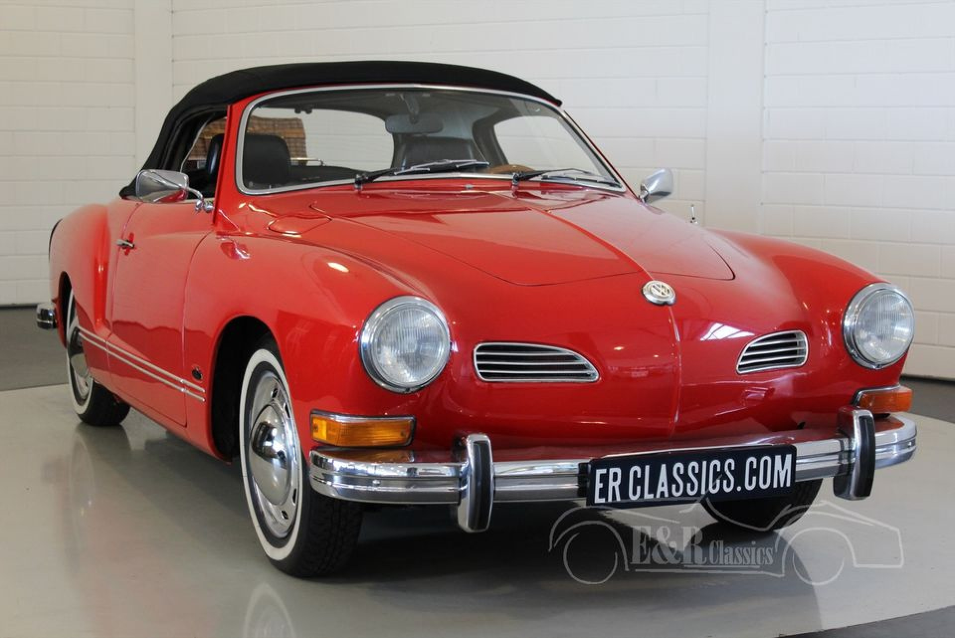 volkswagen karmann ghia 1972 vendre erclassics. Black Bedroom Furniture Sets. Home Design Ideas