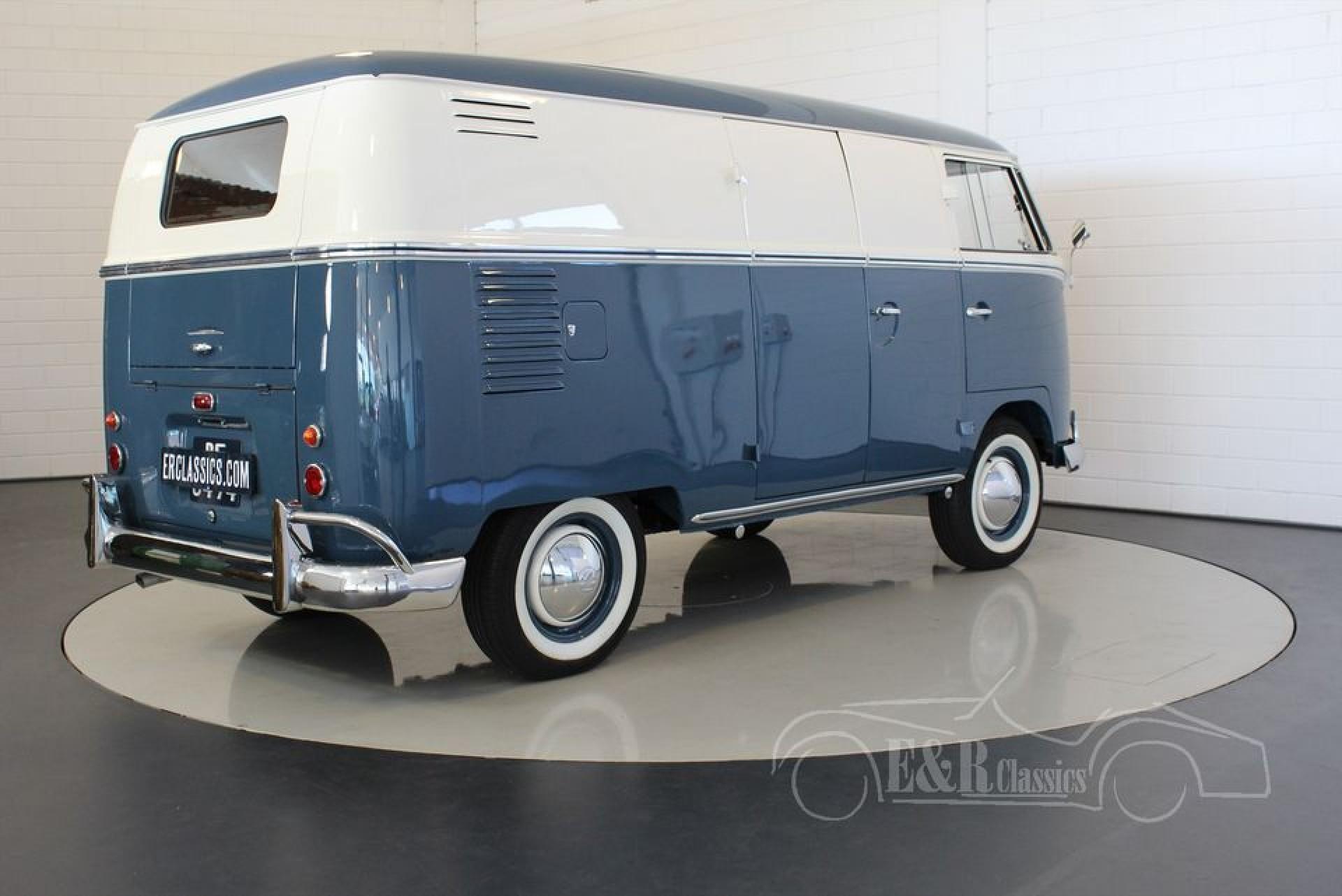 volkswagen t1 kombi 1960 vendre erclassics. Black Bedroom Furniture Sets. Home Design Ideas