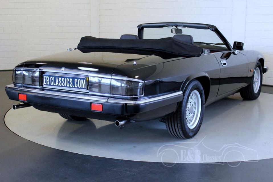 jaguar xjs 4 0 1993 vendre erclassics. Black Bedroom Furniture Sets. Home Design Ideas