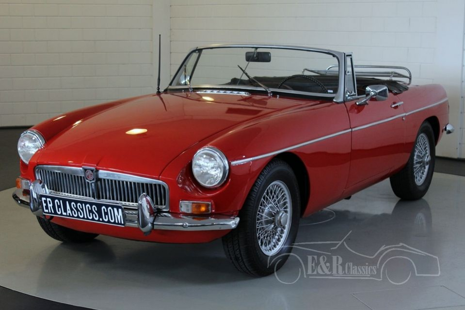 mgb roadster 1968 vendre erclassics. Black Bedroom Furniture Sets. Home Design Ideas
