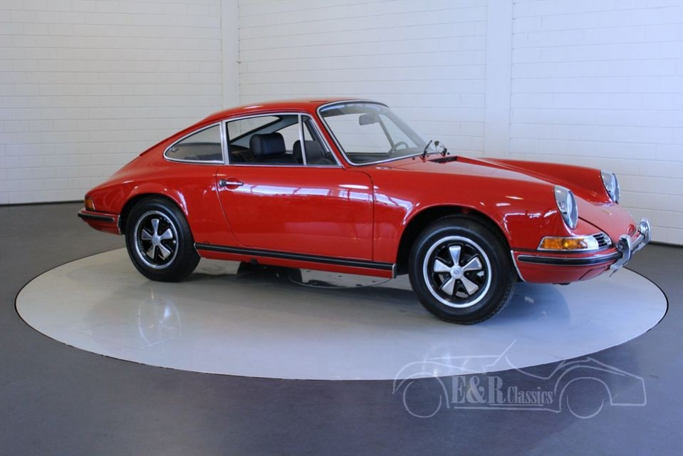 porsche 911 t 1970 vendre erclassics. Black Bedroom Furniture Sets. Home Design Ideas