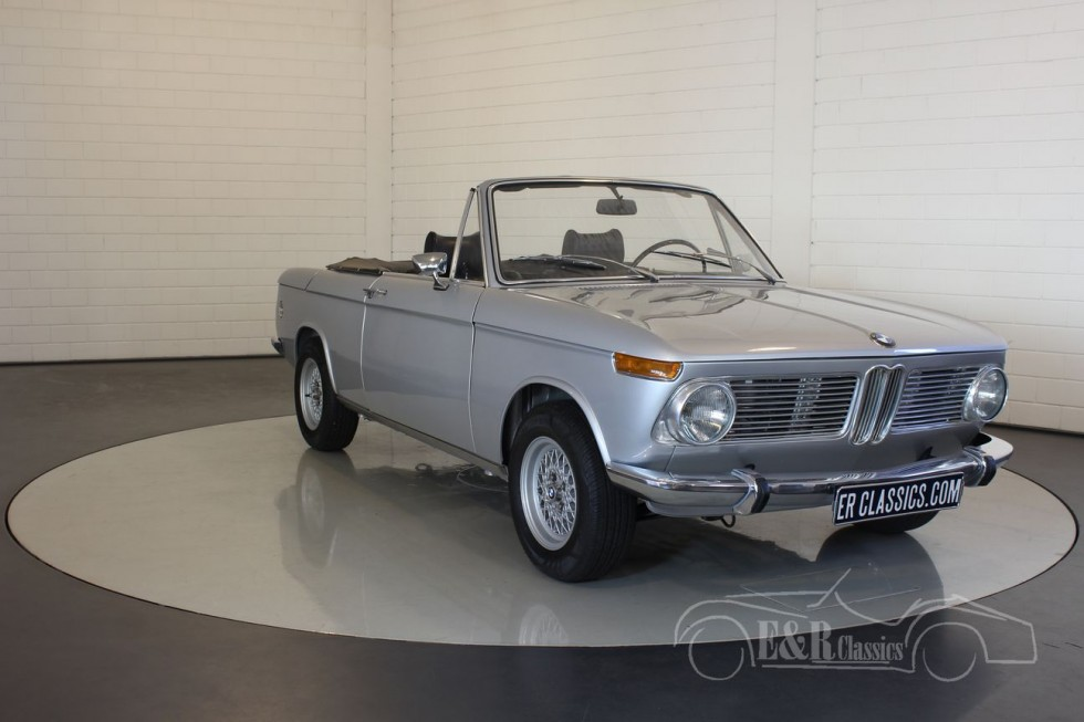 bmw 1600 cabriolet 1970 vendre erclassics. Black Bedroom Furniture Sets. Home Design Ideas