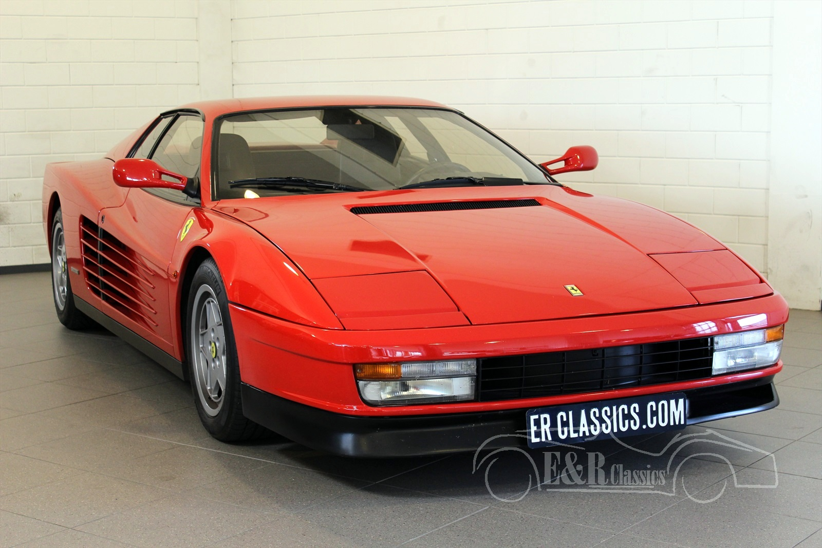 ferrari testarossa voitures de collection a vendre a e r classic cars. Black Bedroom Furniture Sets. Home Design Ideas